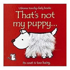 Debenhams - That's Not My Puppy