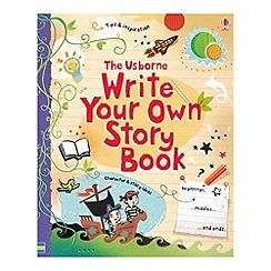 Debenhams - Write Your Own Storybook