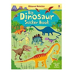 Debenhams - Big Dinosaur Sticker Book