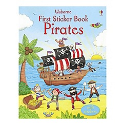 Debenhams - First Sticker Book Pirates