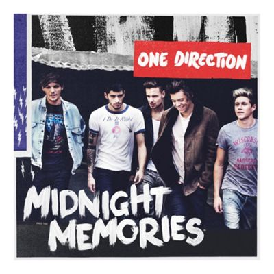 CD One Direction - Midnight Memories - . -
