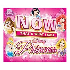 CD - Various Artists - Now That's What I Call Disney Princess