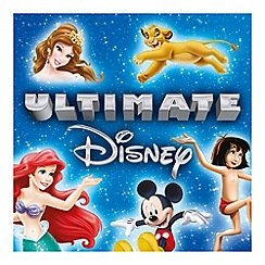 CD - Various Artists - Ultimate Disney