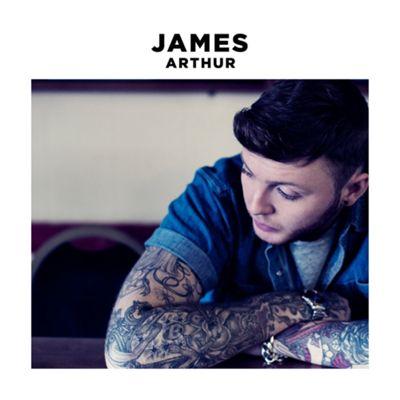 CD James Arthur - James Arthur - . -