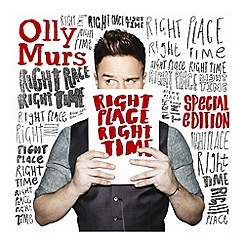 CD - Olly Murs - Right Place, Right Time (CD+DVD) [Special Edition]
