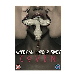 DVD - American Horror Story: Coven DVD
