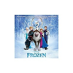 CD - Frozen   Original Soundtrack CD