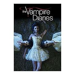 DVD - Vampire Diaries   Complete Series 5 DVD