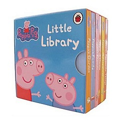 Debenhams - Peppa Pig: Little Library