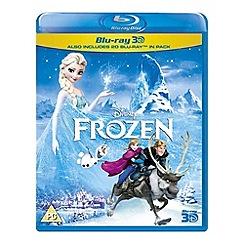 Blu-Ray - Disney Frozen (3D+2D) Blu Ray
