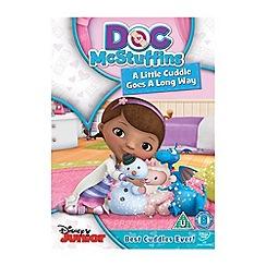 DVD - Doc McStuffins   Vol. 3: A Little Cuddle Goes A Long Way DVD