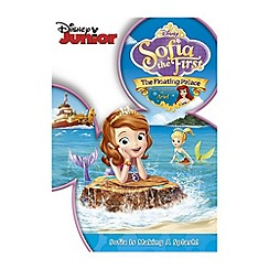 DVD - Sofia The First   The Floating Palace DVD