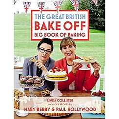 Debenhams - Great British Bake Off: Big Book Of Baking