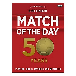 Debenhams - Match Of The Day: 50 Years Of Football