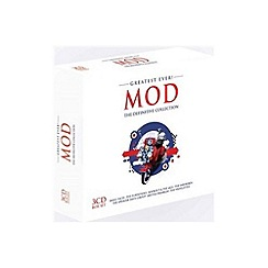 CD - Greatest Ever Mod   Various Artists CD