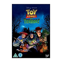 DVD - Toy Story Of Terror DVD