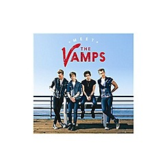 CD - Meet The Vamps   The Vamps CD