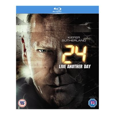 24 Live Another Day Blu-Ray - . -