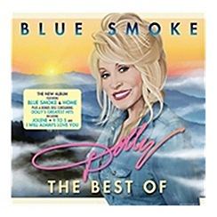 CD - Blue Smoke   Dolly Parton CD
