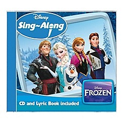 CD - Frozen (Disney Sing Along) Various Artists CD