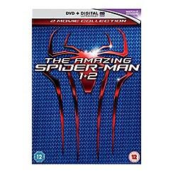 DVD - Amazing Spider Man 1 & 2 DVD