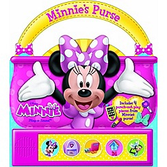 Minnie Mouse - Minnie's Purse book