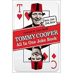 Debenhams - Tommy Cooper All in One Joke Book