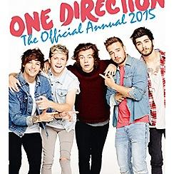 Debenhams - One Direction: the Official Annual 2015