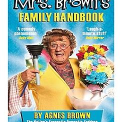 Debenhams - Mrs Brown's Family Handbook