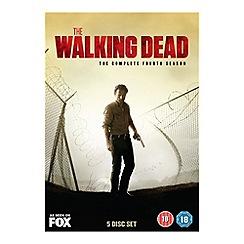 DVD - Walking Dead   Season 4 DVD