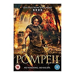 DVD - Pompeii DVD