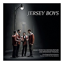 CD - Jersey Boys   Original Soundtrack CD