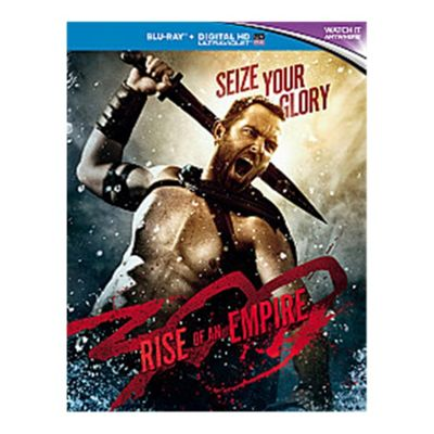 300 Rise Of An Empire Blu-Ray - . -