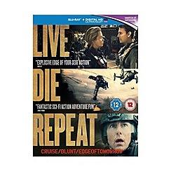 Blu-Ray - Edge Of Tomorrow Blu Ray