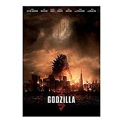 DVD - Godzilla DVD