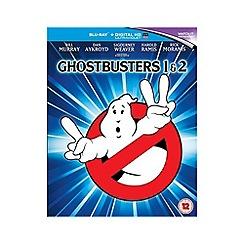 Blu-Ray - Ghostbusters 1 & 2 (UV) Blu Ray