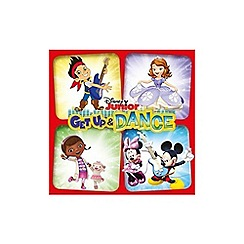 CD - Disney Junior Get Up and Dance   Various Artists CD