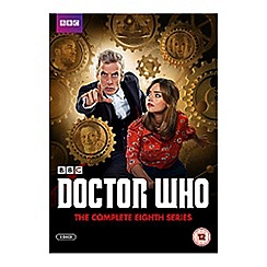 DVD - Doctor Who   Complete Series 8 DVD