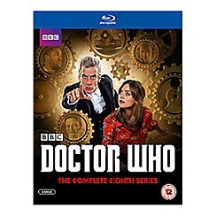 Blu-Ray - Doctor Who   Complete Series 8 Blu Ray