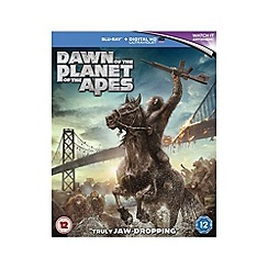 Blu-Ray - Dawn Of The Planet Of The Apes (UV) Blu Ray
