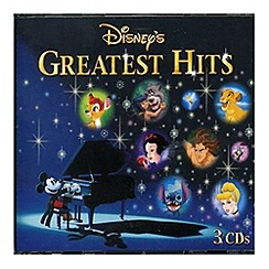 CD - Disney's Greatest Hits   Various Artists CD