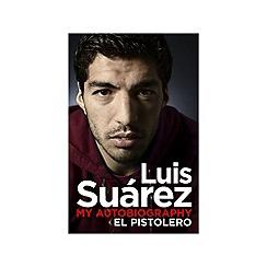 Debenhams - Luis Suarez: Crossing the Line   My Story