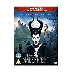 Blu-Ray - Disney Maleficent (3D) Blu Ray