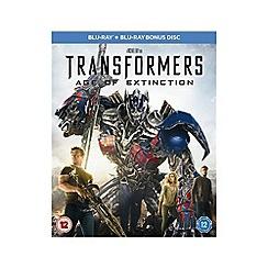 Blu-Ray - Transformers: Age Of Extinction Blu Ray