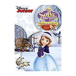 DVD - Sofia The First   Holiday In Enchancia DVD