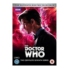 DVD - Doctor Who   The Complete Series 7 (Repack) DVD