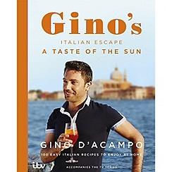 Debenhams - A Taste of the Sun: Gino's Italian Escape (Book 2)