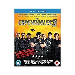 Blu-Ray - Expendables 3 (UV) Blu Ray
