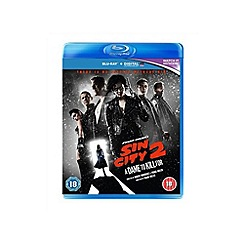 Blu-Ray - Sin City 2: A Dame To Kill For (UV) Blu Ray