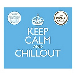 CD - Keep Calm & Chill Out [Sony]   Various Artists CD